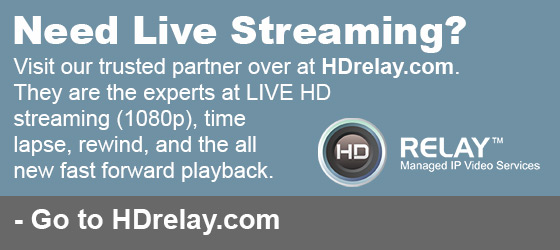 HD Relay - Live Streaming & Recording Service