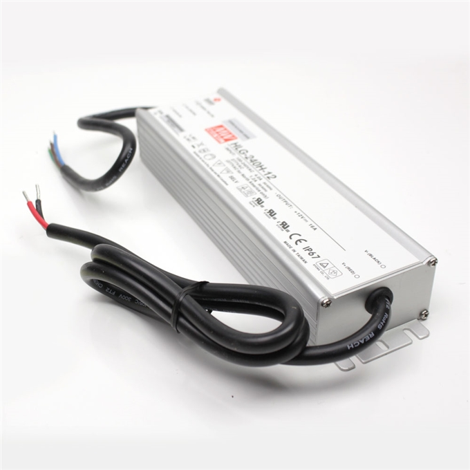 12v Outdoor Rated Power Supply from Dotworkz (PS-OD240-12)