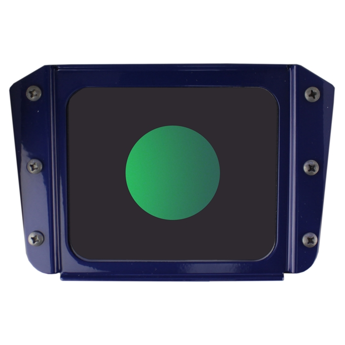 2 inch Germanium Lens and Adapter Add-on for S-Type Camera Enclosures from Dotworkz (KT-THERM-GE2)