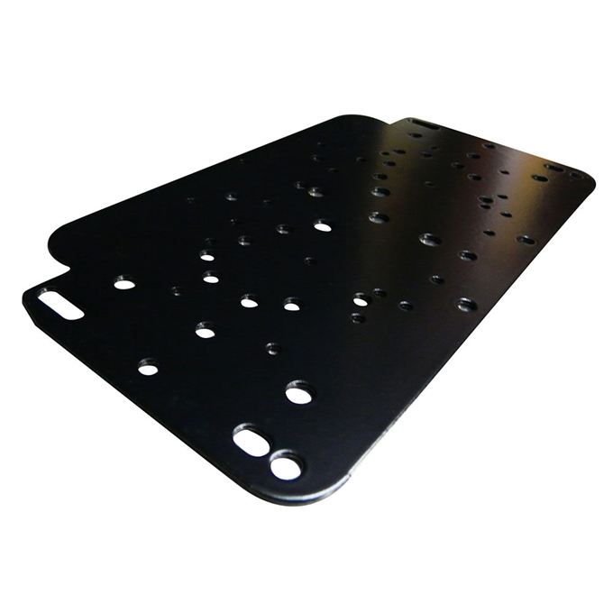 Accessory Component Mounting Plate D2 or D3 Camera Housings from Dotworkz (BR-ACC1)