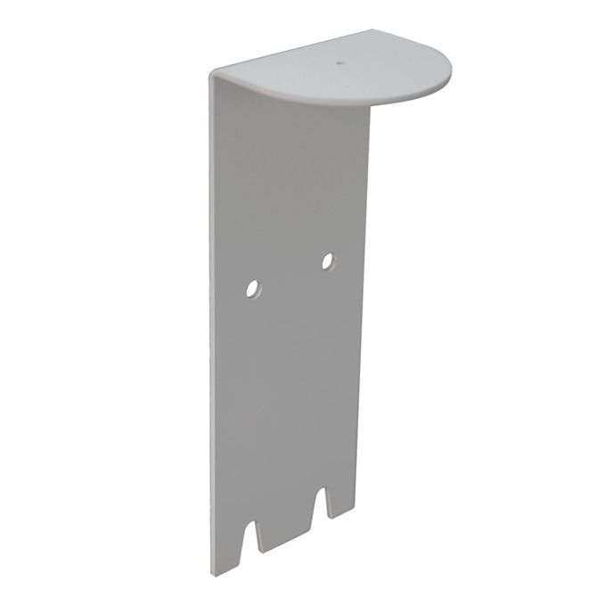 D2 or D3 Raised Rear Accessory Bracket for Antennas and Strobe Lights from Dotworkz (BR-ACC2)