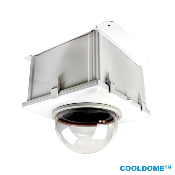 Dotworkz HD12 COOLDOME™ Active Cooling Broadcasting Camera Enclosure (HD12-CD)