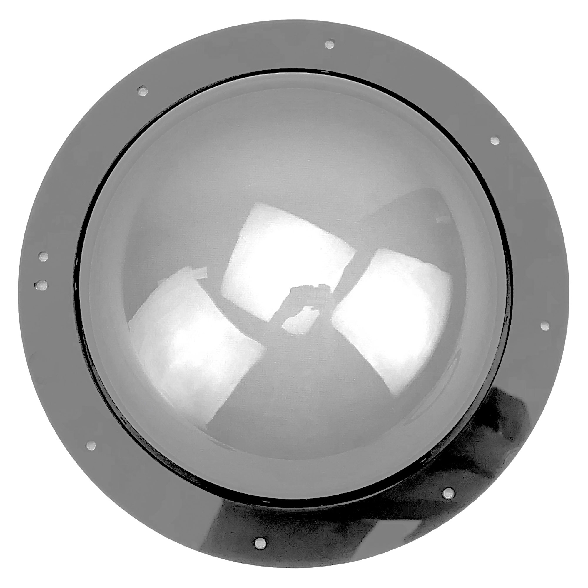 Half Sphere Lens For BASH - Tinted Lens Option (AC-HS-LENS-C)