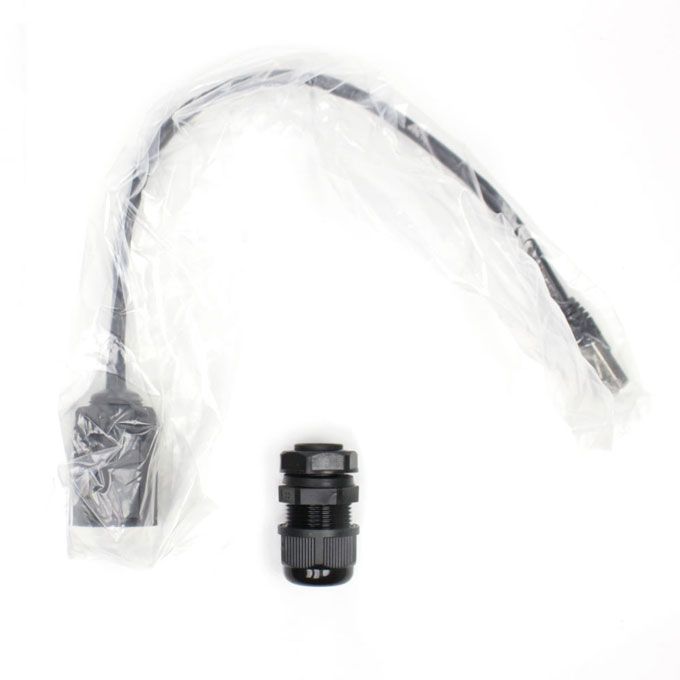 Quick Connect Ethernet Connectors to D2 and D3 Camera Enclosures from Dotworkz (KT-RJ45-QC)