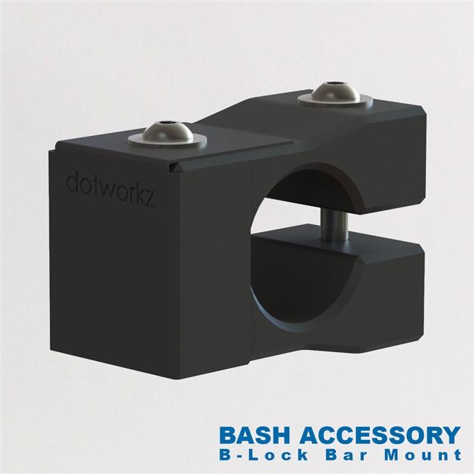 Dotworkz B-Lock Bar Mount for BASH (AC-MT-BAR)
