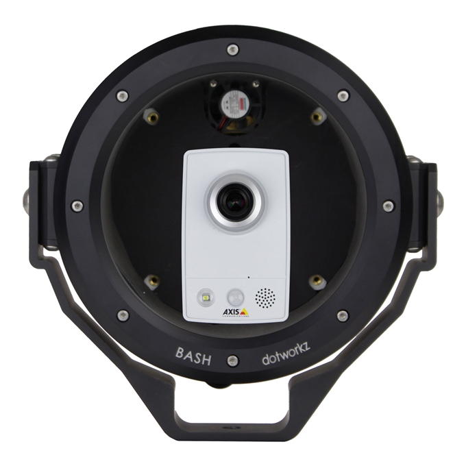 Dotworkz BASH Original Model IP68 Camera Enclosure (BASH-OG)