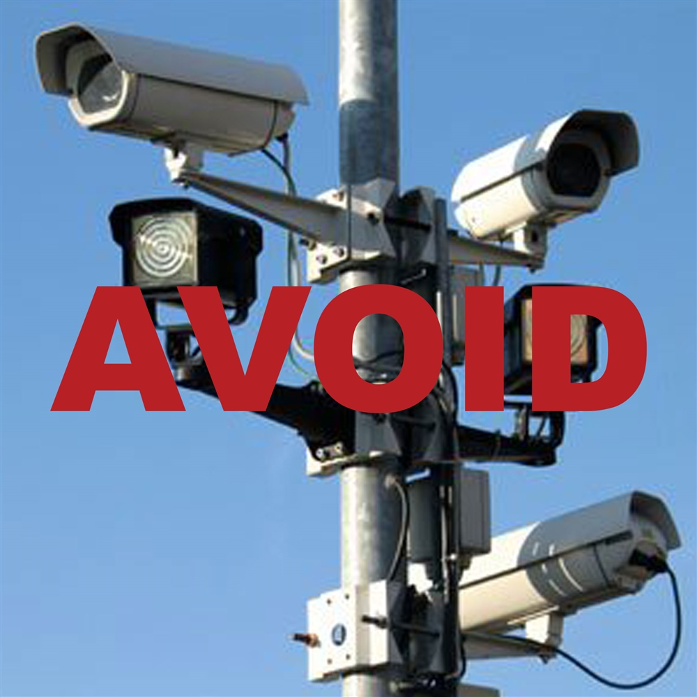 Dotworkz B O B Bi Ocular Box Ip66 City Surveillance Pod