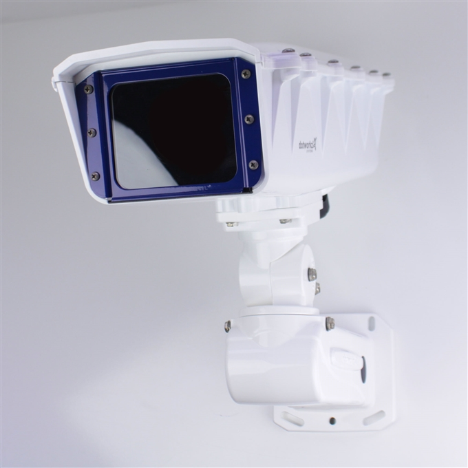 Dotworkz S-Type Base Model Camera Enclosure and Aluminum Arm IP66 (ST-BASE)