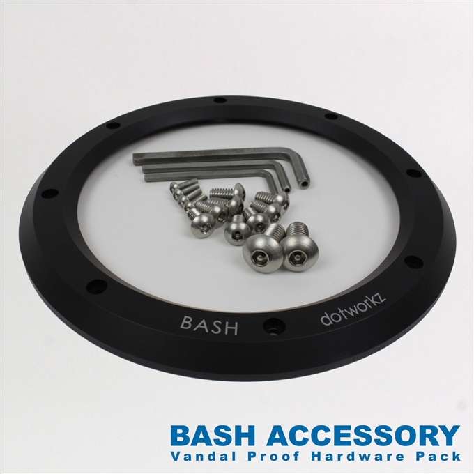 Dotworkz Vandal Proof Hardware Pack for BASH (AC-VP-KIT)