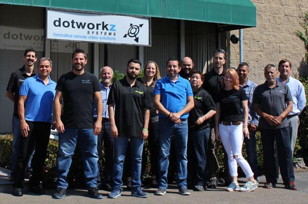 The Dotworkz Team Photo