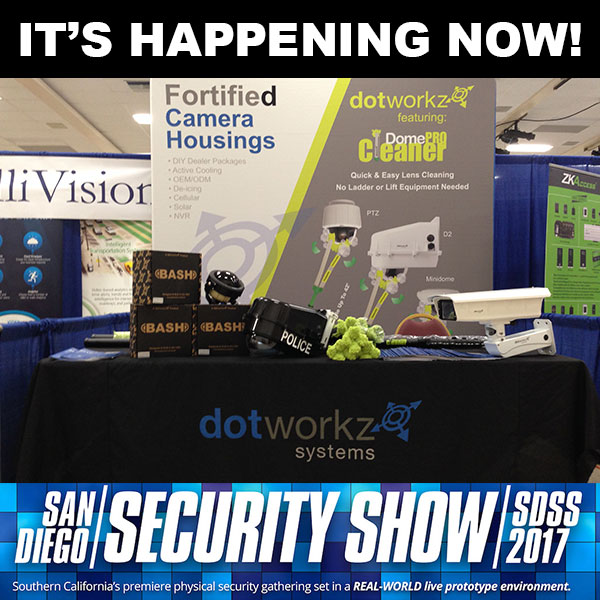 Dotworkz 2017 San Diego Security Conference 2017 It is happening now