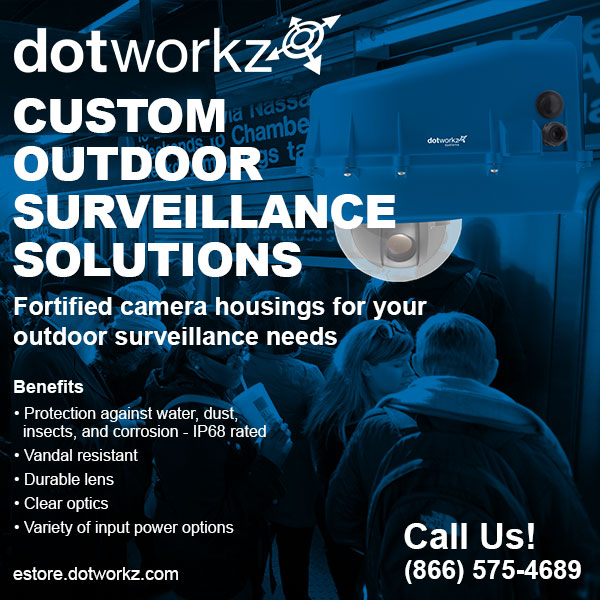 dotworkz 2017 custom outdoor surveillance solutions