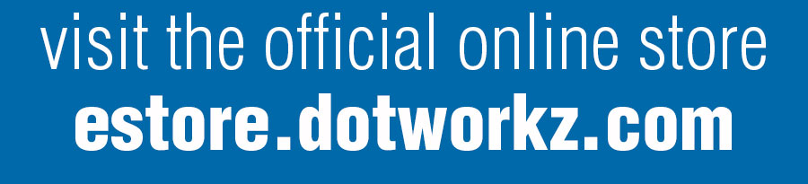 Go to the Official Dotworkz Online Store