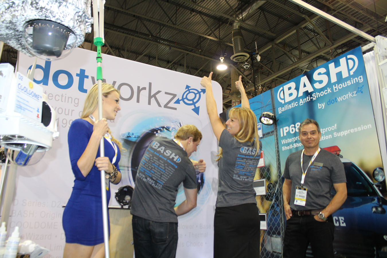 dotworkz 2015 trade show photos isc west 2015 04