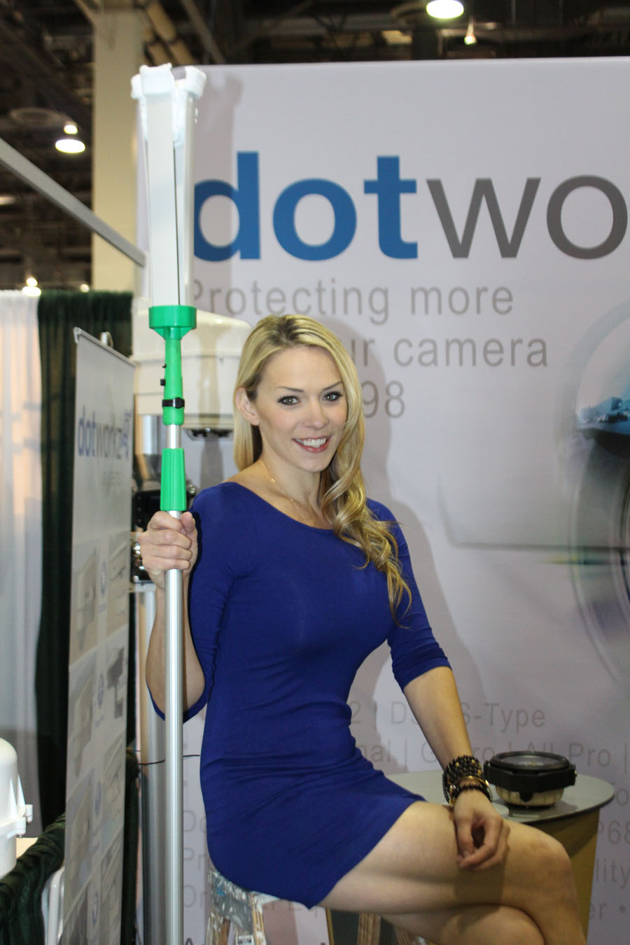 dotworkz 2015 trade show photos isc west 2015 11