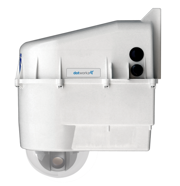 dotworkz d3 with ip68 for axis compatible cameras by dotworkz outdoor camera enclosures