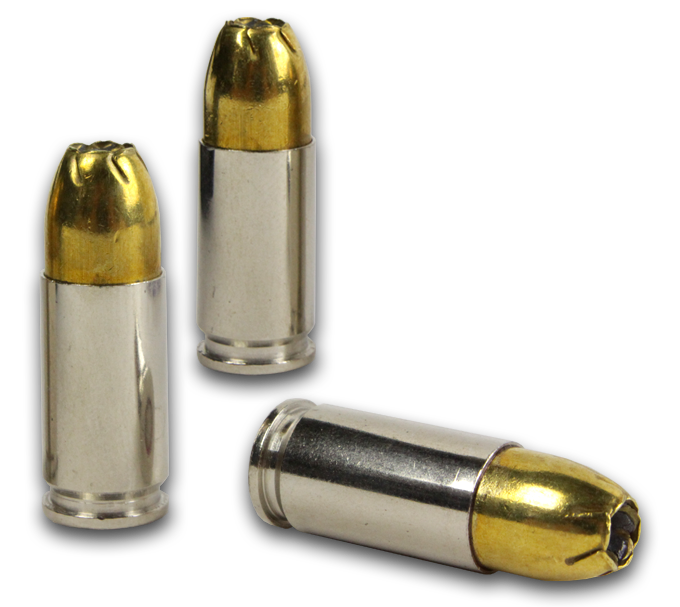 bash accessory ballistic lens bullets close up
