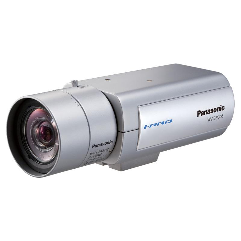panasonic cameras WV-SP306