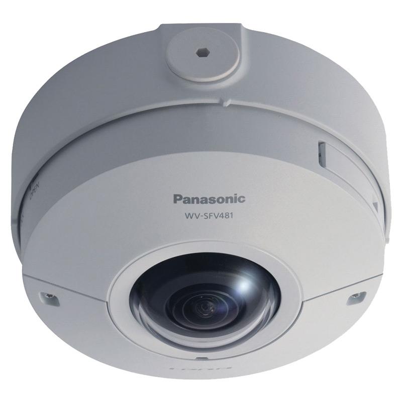 panasonic cameras wv-sfv481