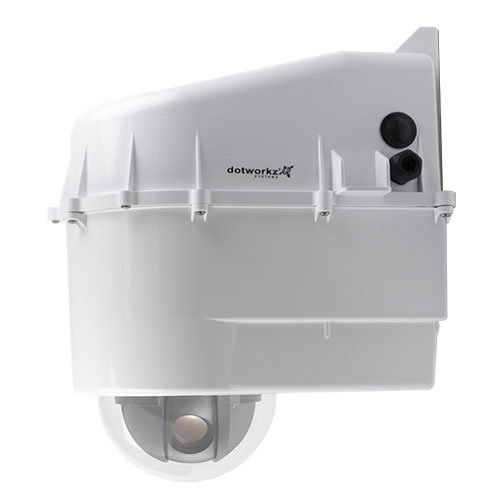 dotworkz 2015 outdoor camera enclosures simply the best outdoor video products D3 enclosure