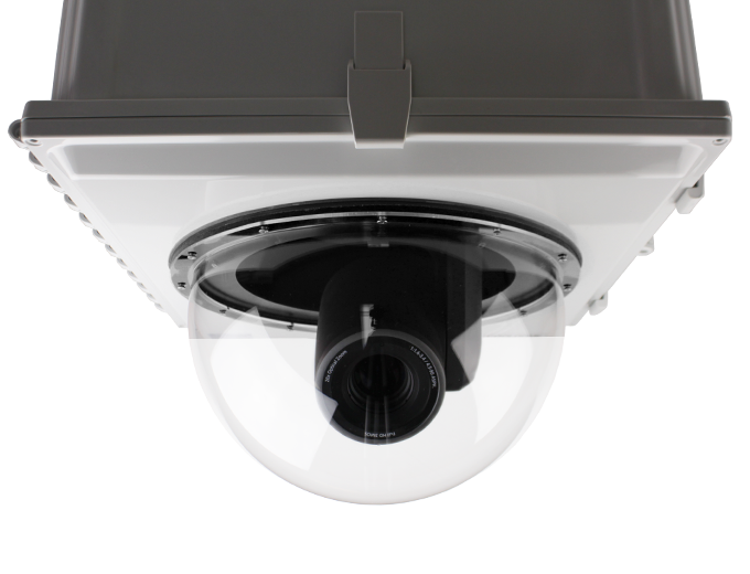 dotworkz hd-12 multi compatible broadcast quality cameras at large venues with hd camera wall or pole mounted