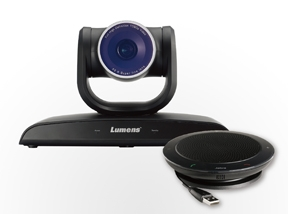 Lumens VC-B20UA USB HD PTZ Camera and Speakerphone Kit