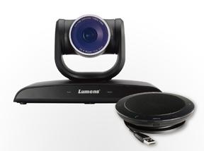 Lumens VC-B20UA USB HD PTZ Camera and Speakerphone Kit