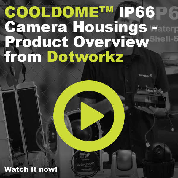 dotworkz 2017 BASH IP68 Camera Housing Product Overview video from Dotworkz 2