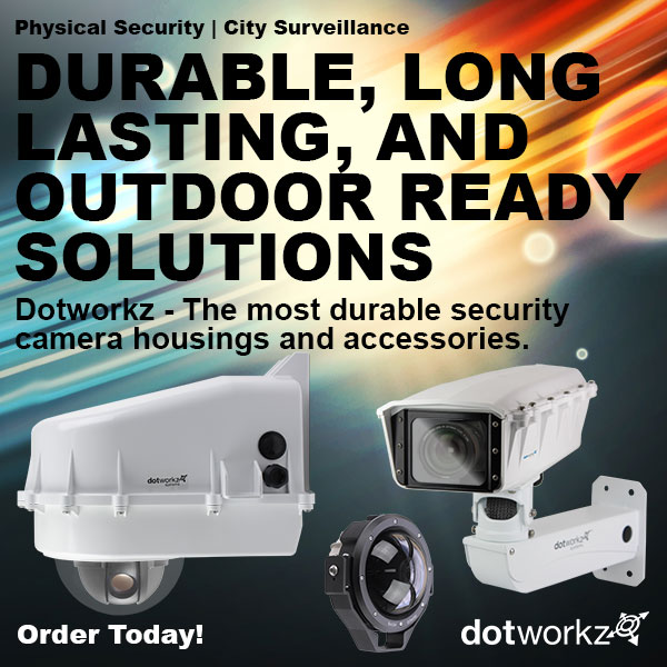 dotworkz 2017 the most durable security camera housings and accessories 3