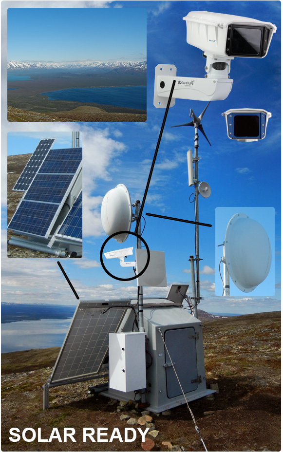 dotworkz 2019 normal and extreme environment protection s-type solar and remote locations large vertical