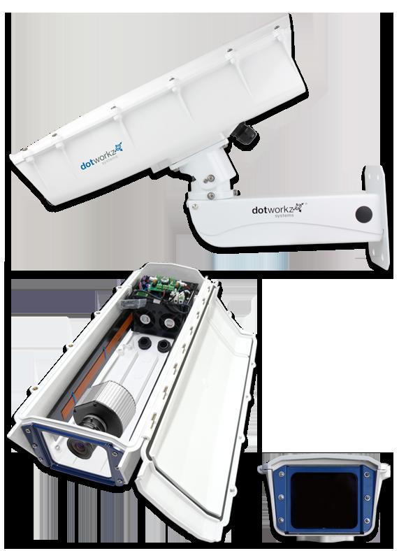 S-Type IP66 Camera Housing - Dotworkz