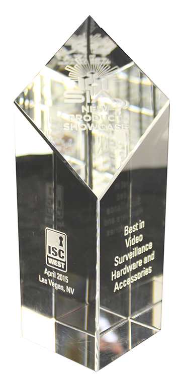 dotworkz award winning camera housings 2015 new product of the year security products magazine
