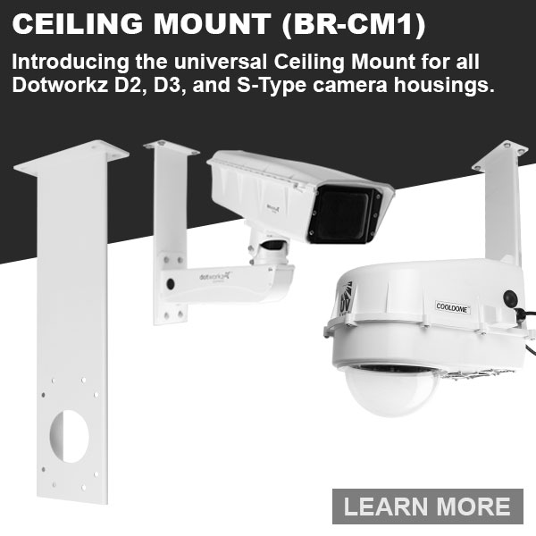 dotworkz 2018 A ceiling mount that lets you install a security camera anywhere BR CM1