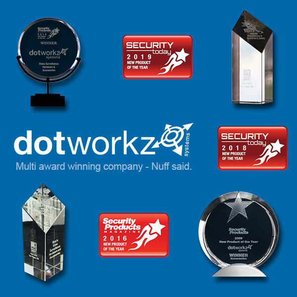 Dotworkz 1998-2019 Awards
