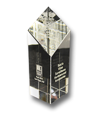 dotworkz 2019 awards small from 1998 to 2019 new product showcase 2015 nps crystal award best in video surveillance hardware and accessories