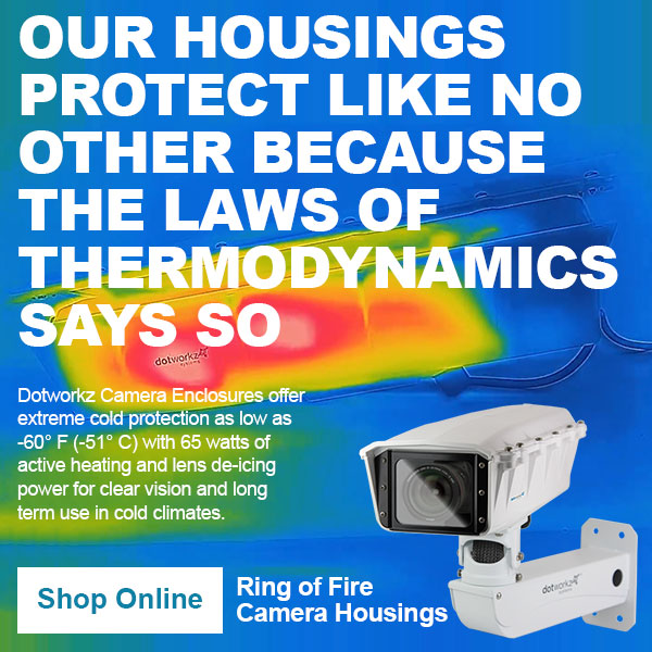 dotworkz 2019 s-type thermal image Our housings protect like no other because the laws of thermodynamics says so