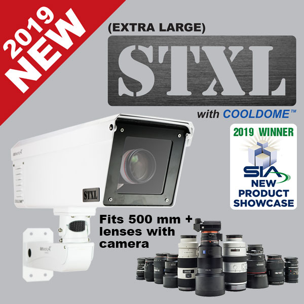 STXL - WINNER SIA / ISC West 2019 New Product Showcase
