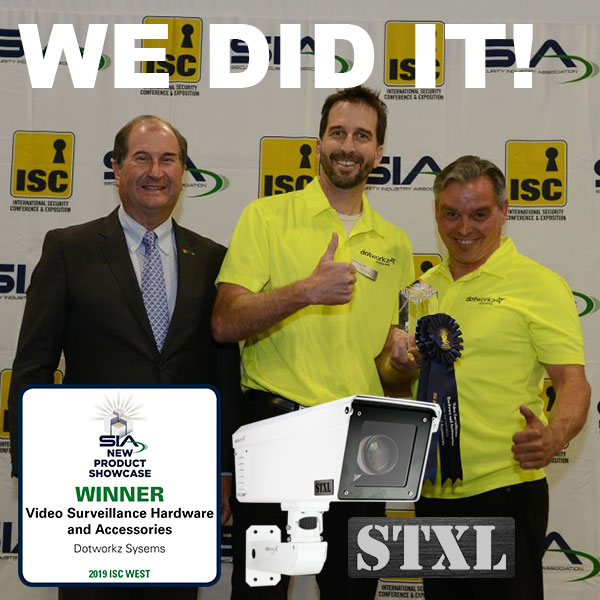 dotworkz 2019 STXL (S-Type Extra Large) we did it 2019 winner sia new product showcase