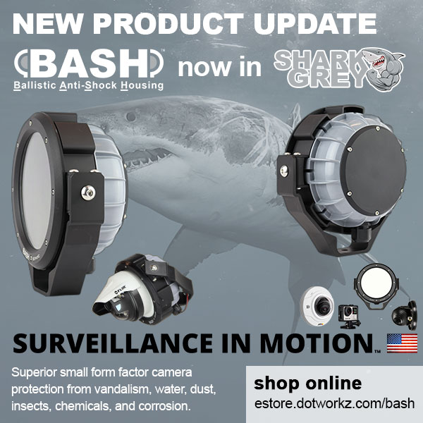 BASH™ in new Shark Grey 2019 Product Update