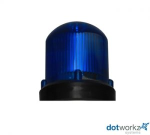 Dotworkz Blue Strobe Light (RP-STBB)
