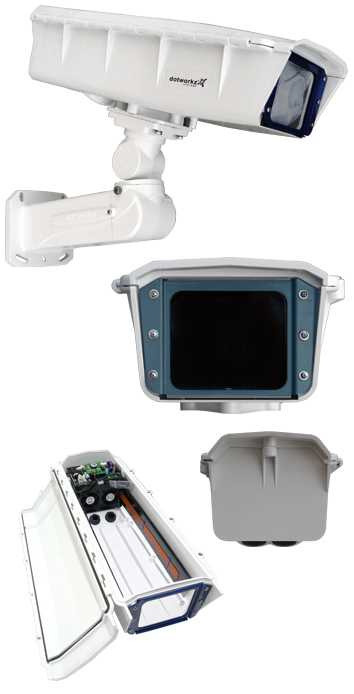 AXIS Compatible Camera Enclosures S-Type