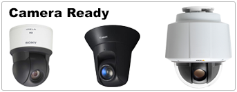 D Series Multi-Compatiblity PTZ Camera Ready - D2 or D3