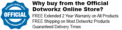 Why buy from the Official Dotworkz Online Store